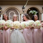 Soft Pink Bridesmaid Bouquets