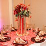 Tall Whimsical Centerpiece