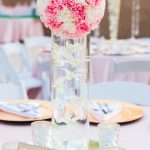 Pink and White Carnation Ball