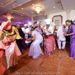 Nigerian Wedding Reception