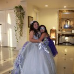 Lilac Quinceanera Dress