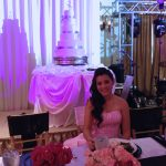 Tall Quinceanera Cake