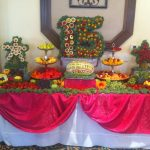 Fruit Station for Quinceanera
