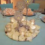 Crystal Trio Centerpiece