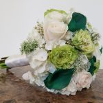 Emerald Green Bridal Bouquet