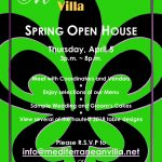 Open House Invitation- April 2018-1