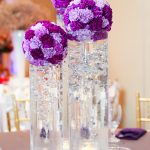 Plum and Lilac Wedding Flowers