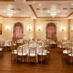 Reception ballroom in DFW