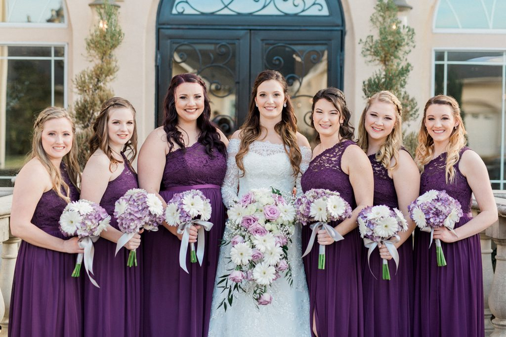 Choose a Bridal Party