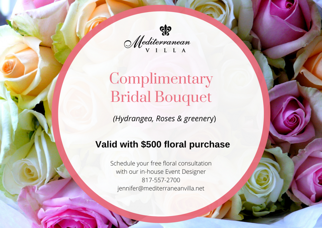 Free Bridal Bouquet