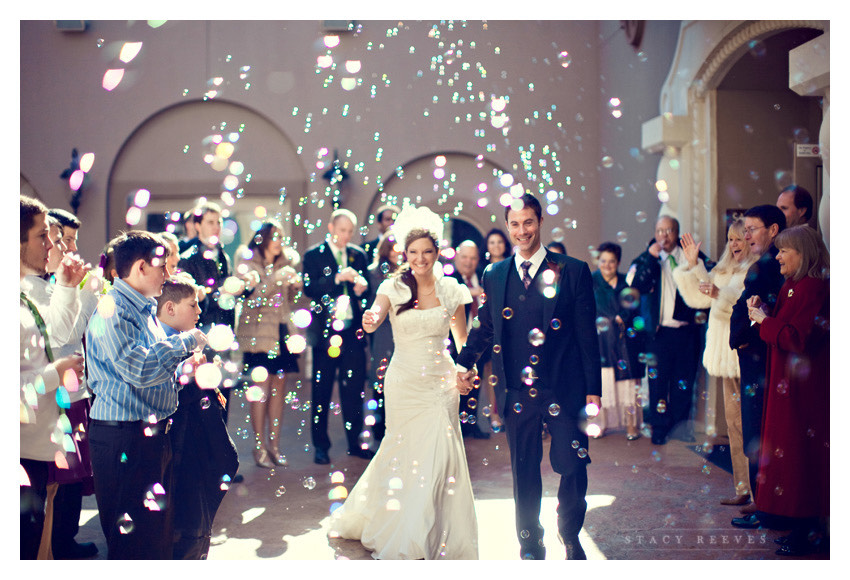 best ideas for your wedding send -off